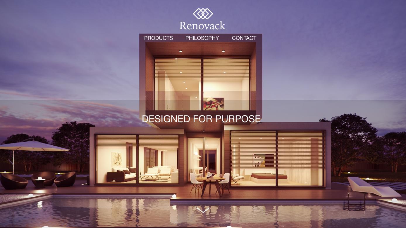 Portfolio Image of Design (Renovack)